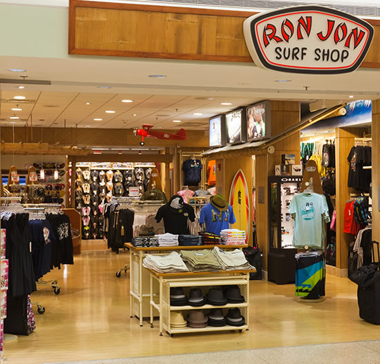 Ron Jon Miami Airport