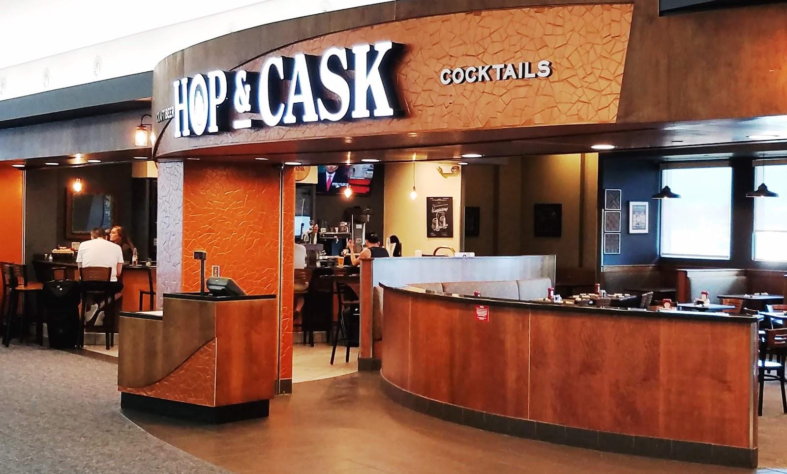 Hop & Casks