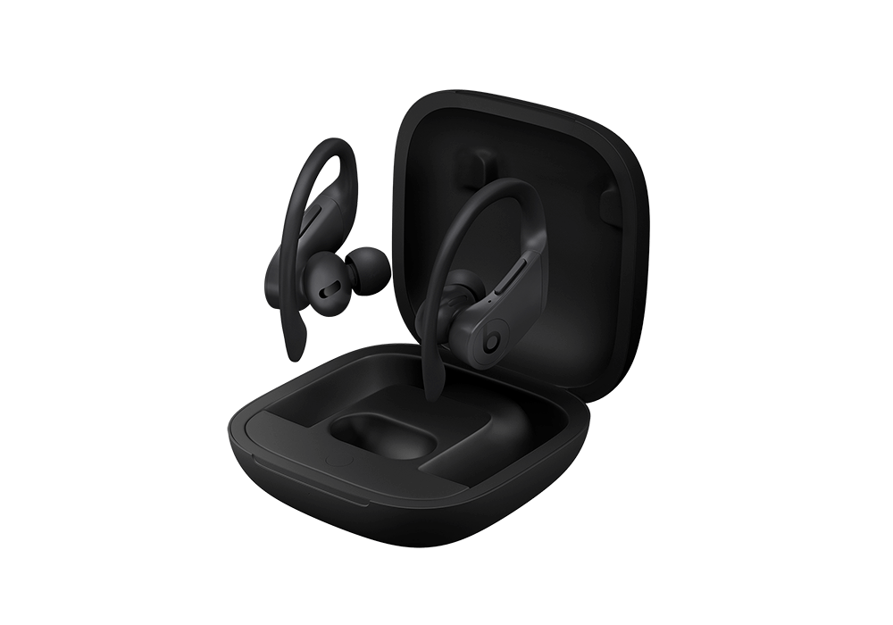 Powerbeats pro in black
