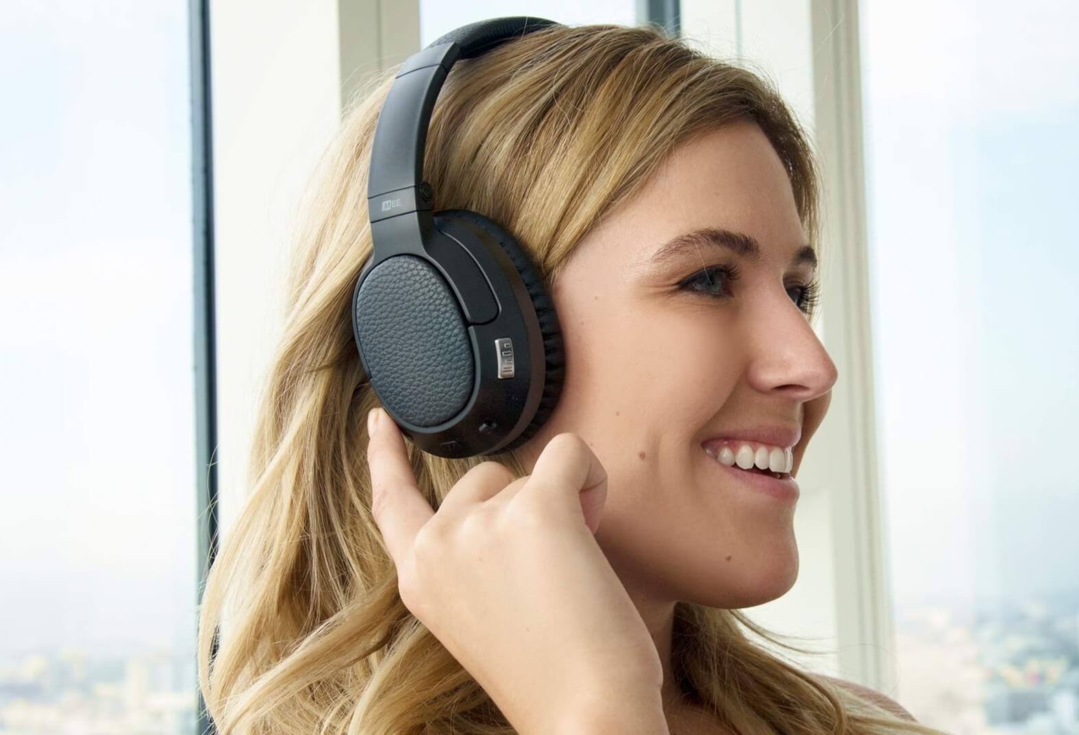 MEE Audio Bluetooth Headphones
