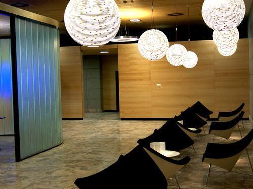 Alicante Airport Lounge