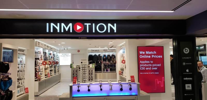 InMotion Leeds Bradford Airport