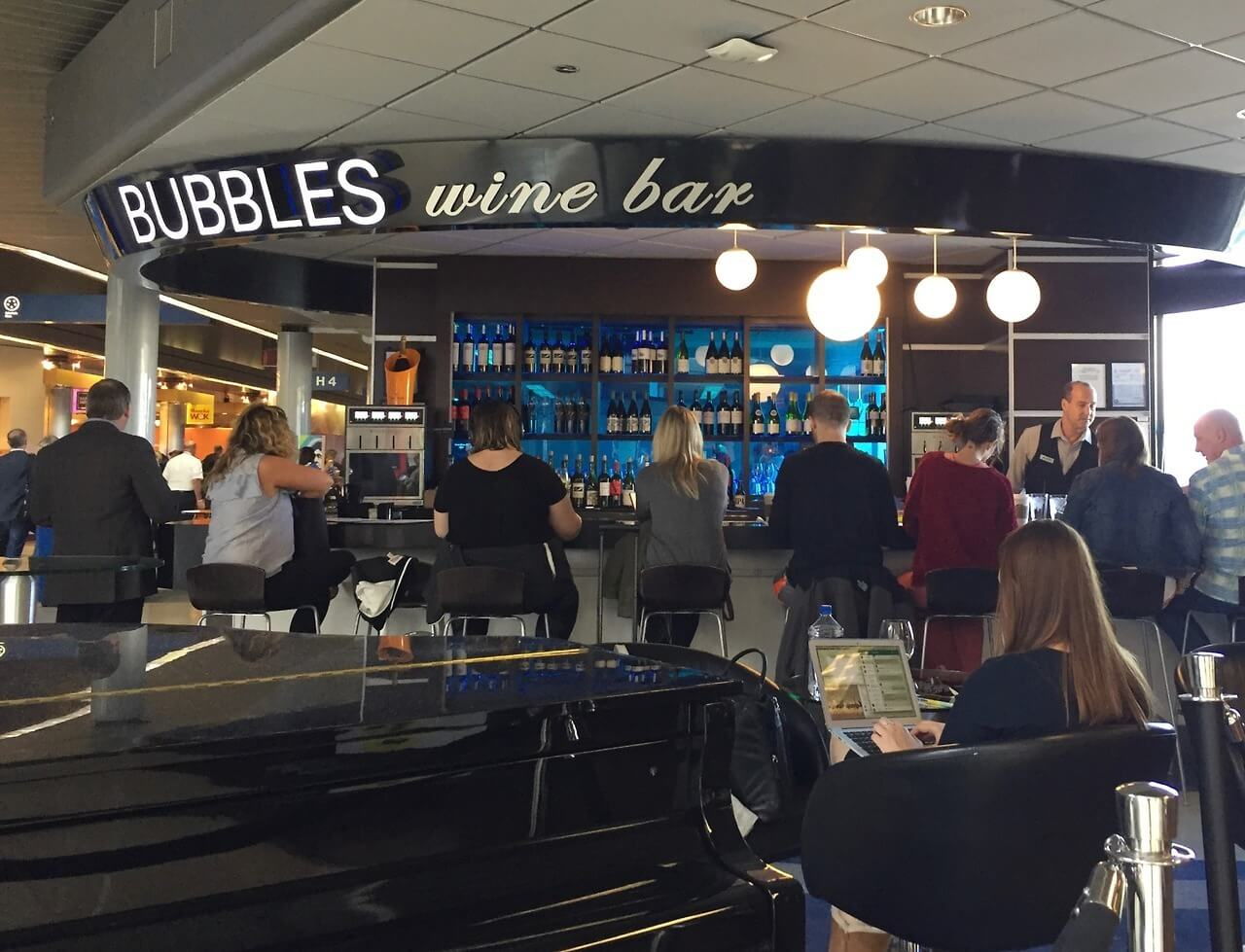 Image result for bubbles wine bar chicago