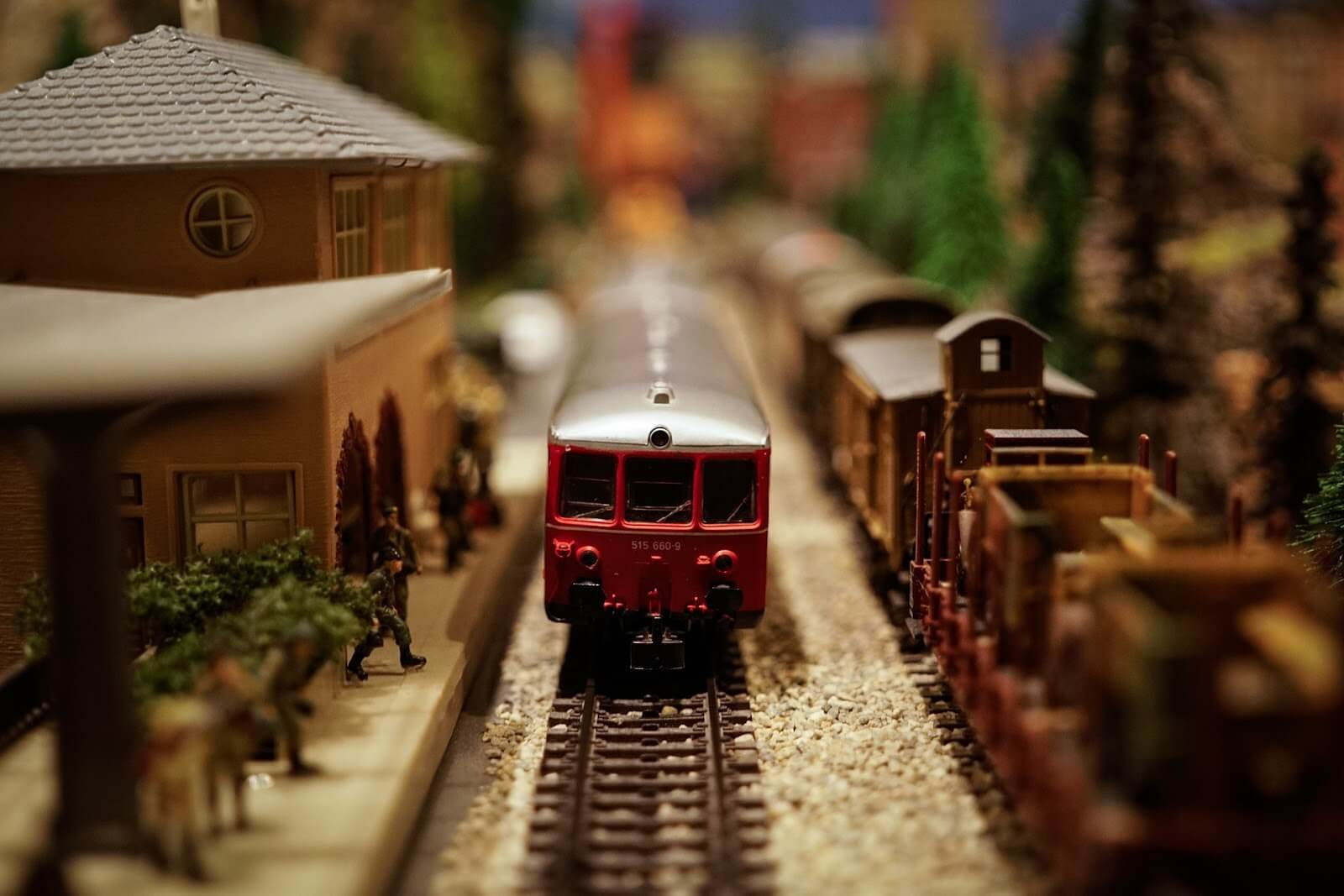 Toy Railroad