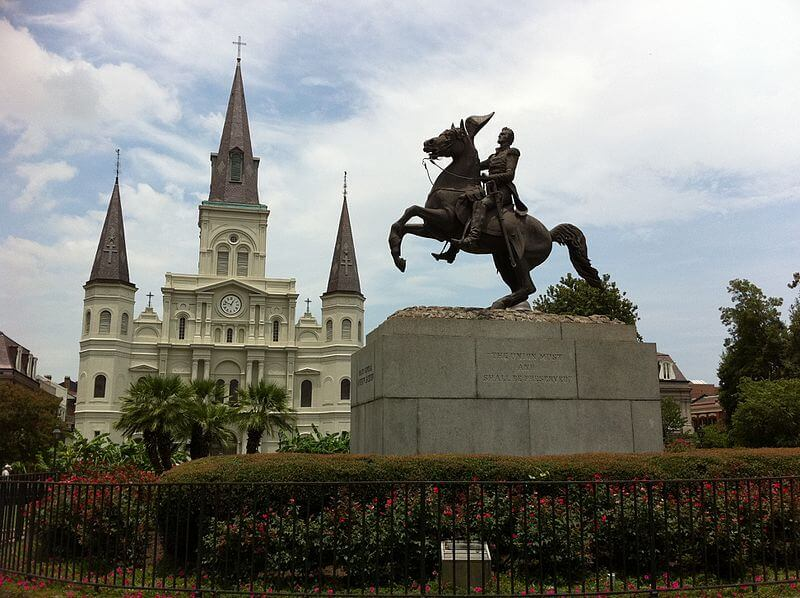 File:Jackson Square New Orleans LA.jpg