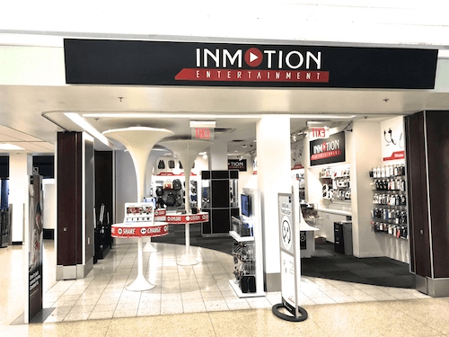 Inmotion stores