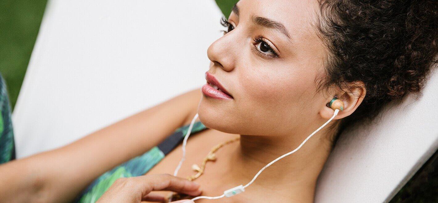 House of Marley Smile Jamaica In-Ear Headphones