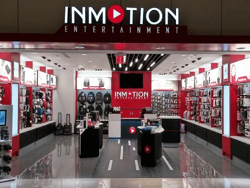 InMotion BWI