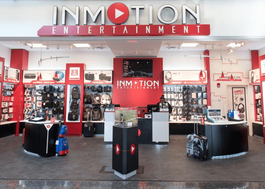 inmotion entertainment store