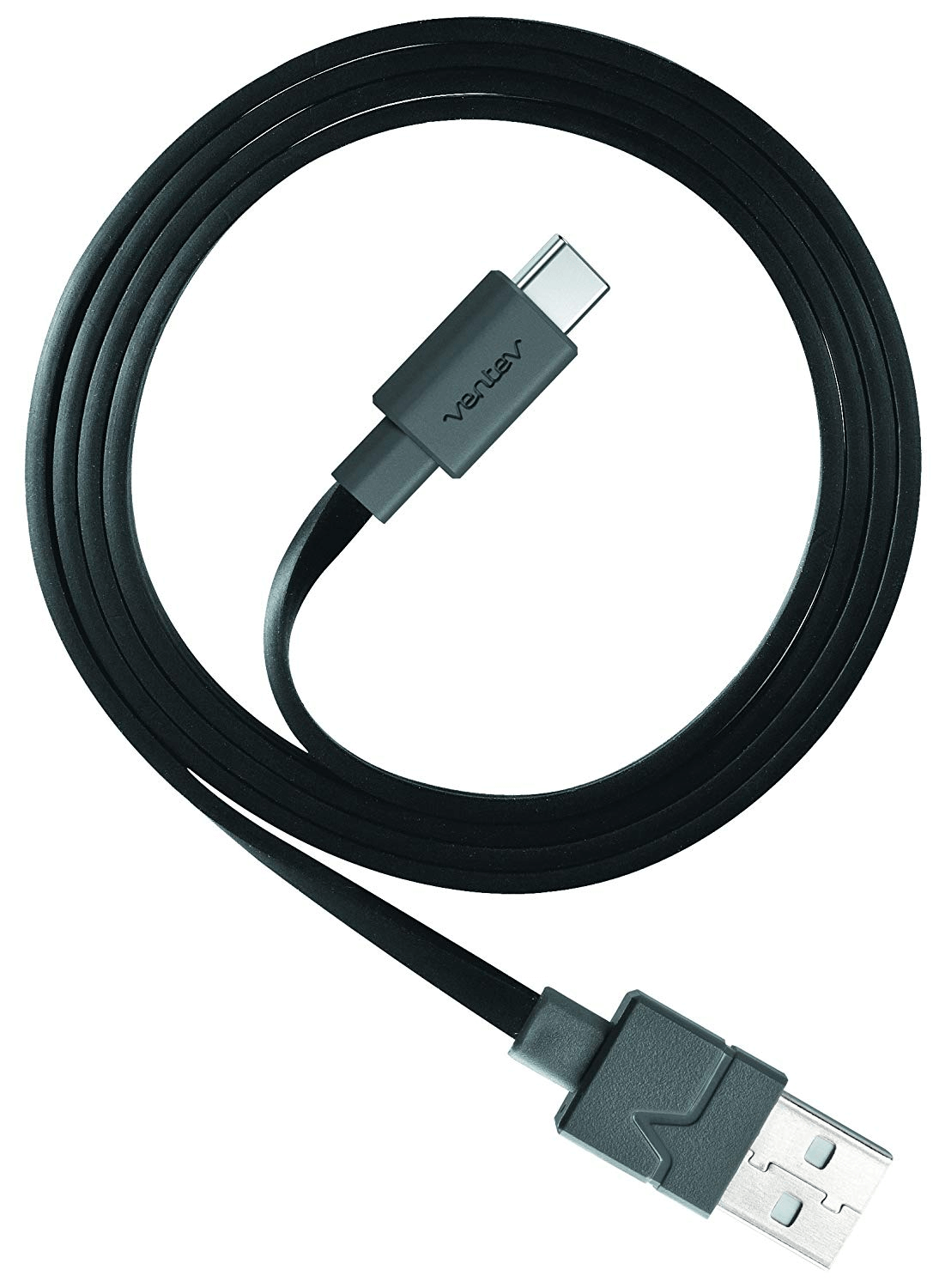 Ventev chargesync alloy USB Type A-C 2.0 cable