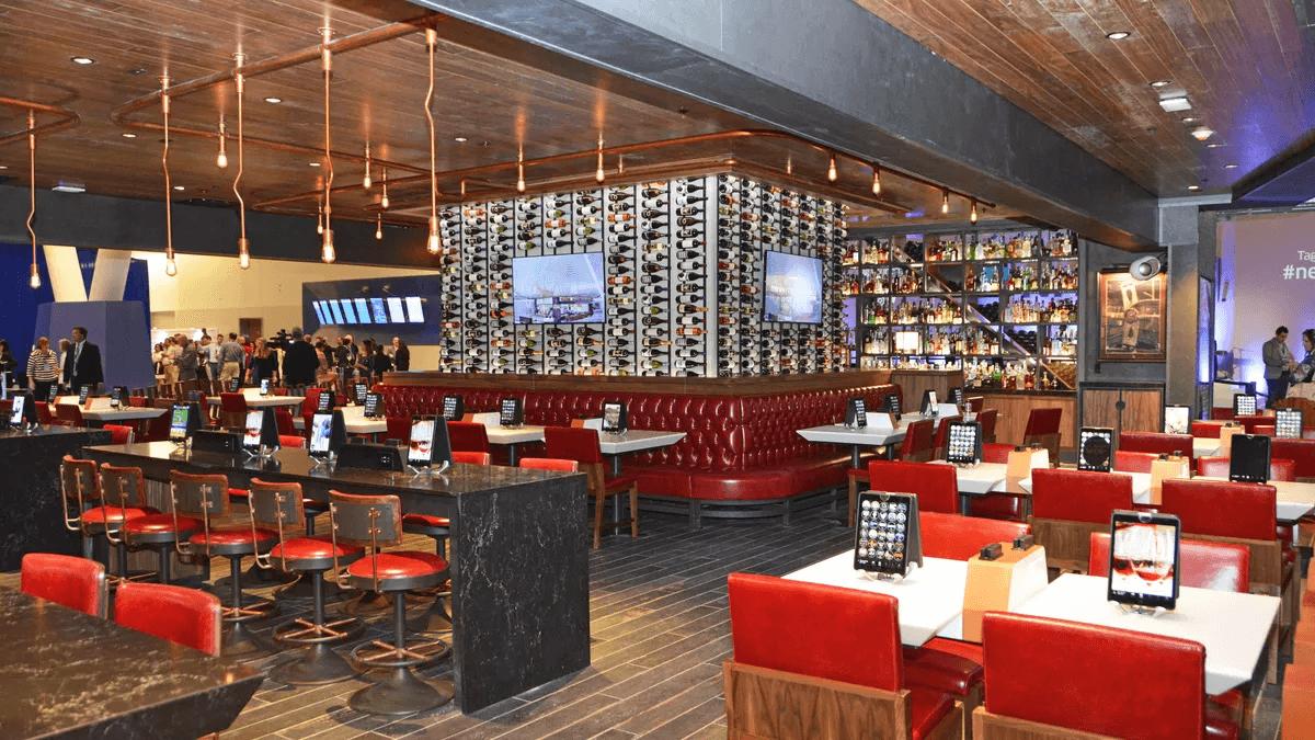 Ember airport tavern