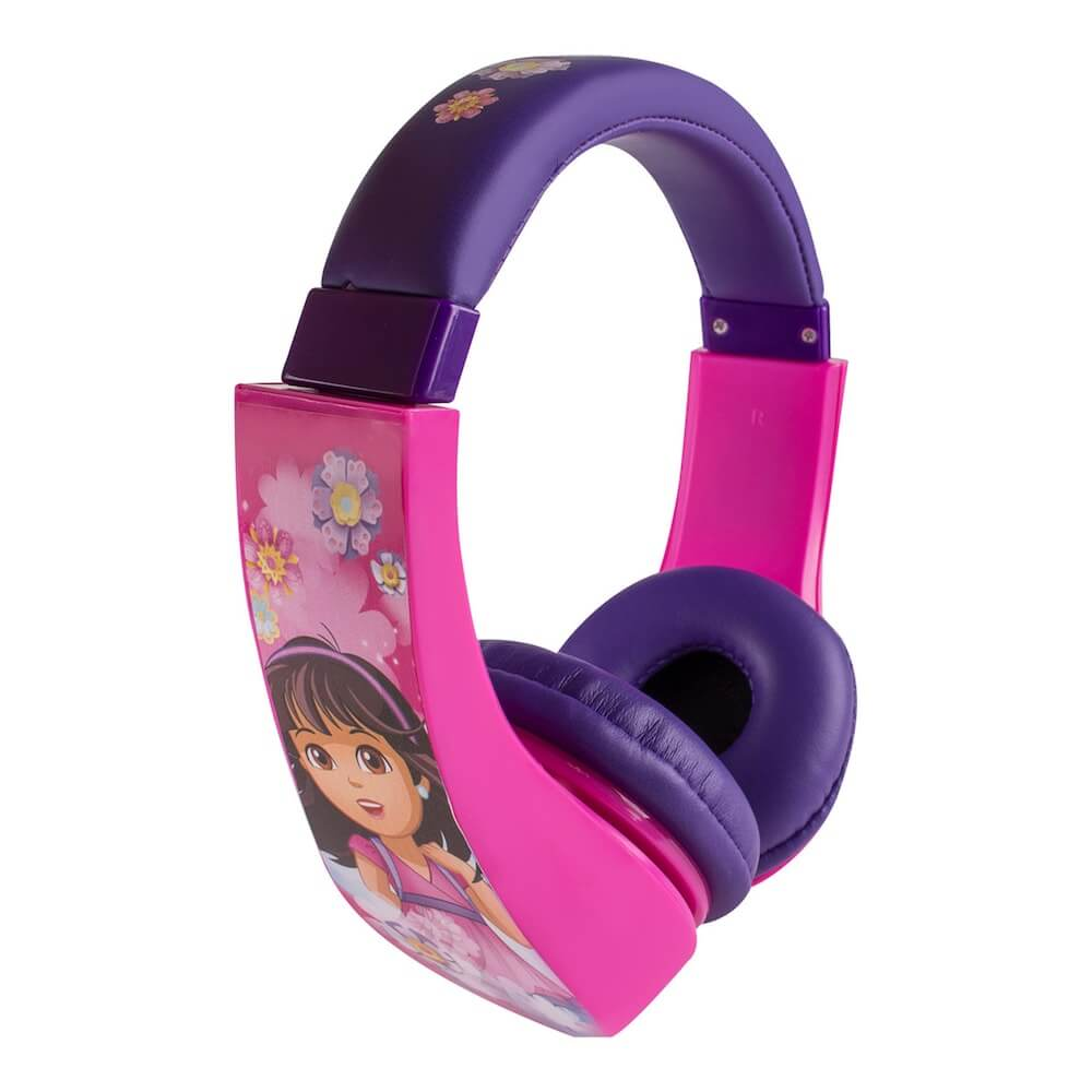 sakar kids character headphones