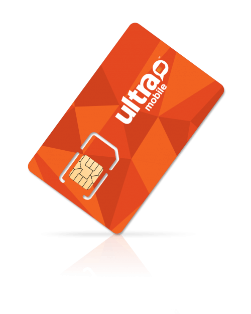 Image result for UltraMobile $39-Ultra Talk and Text Sim Dom-Intl