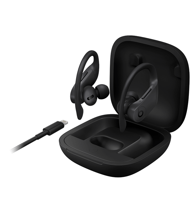 PowerBeats Pro Charging