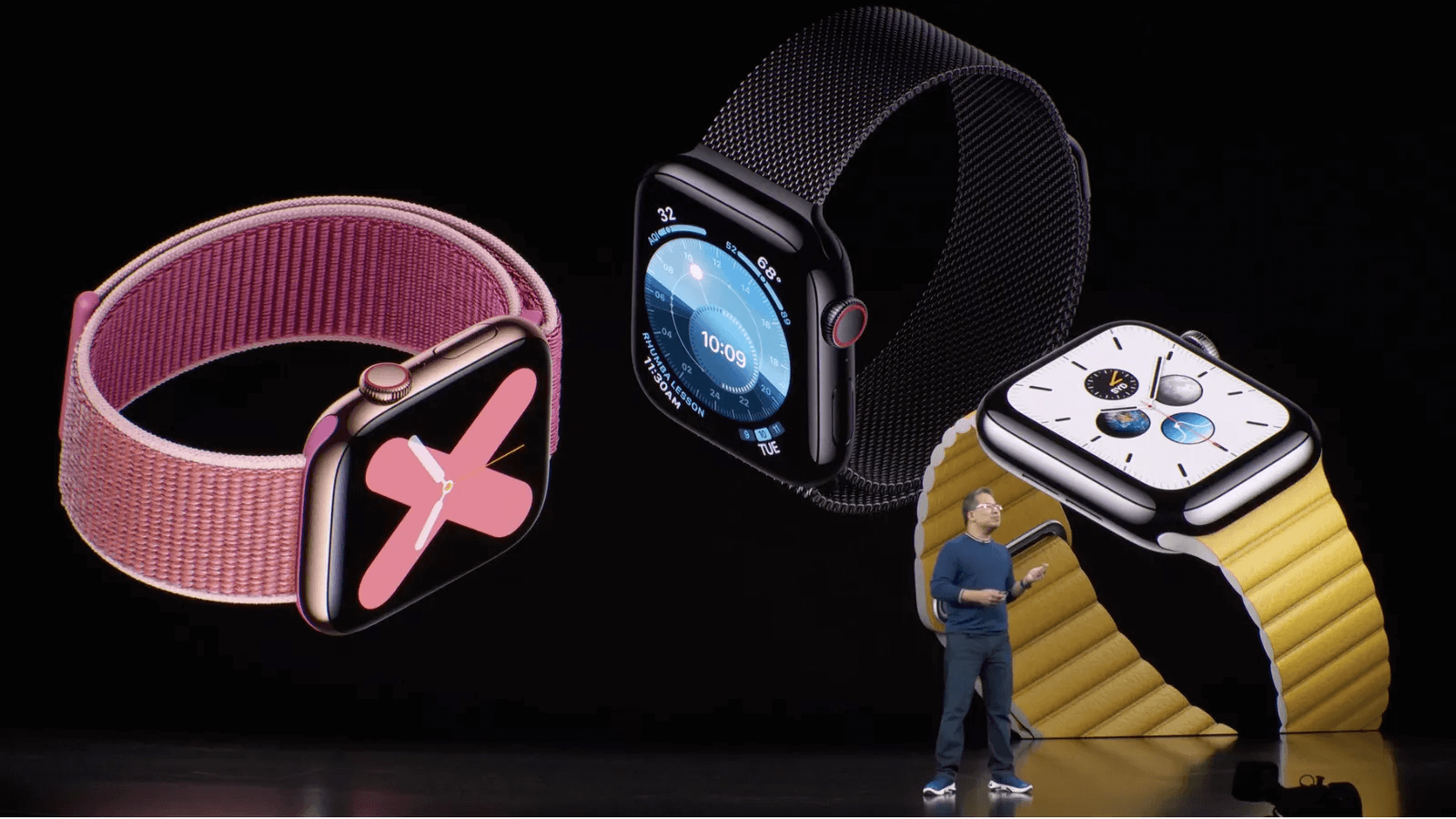 apple watch series 5 inmotion