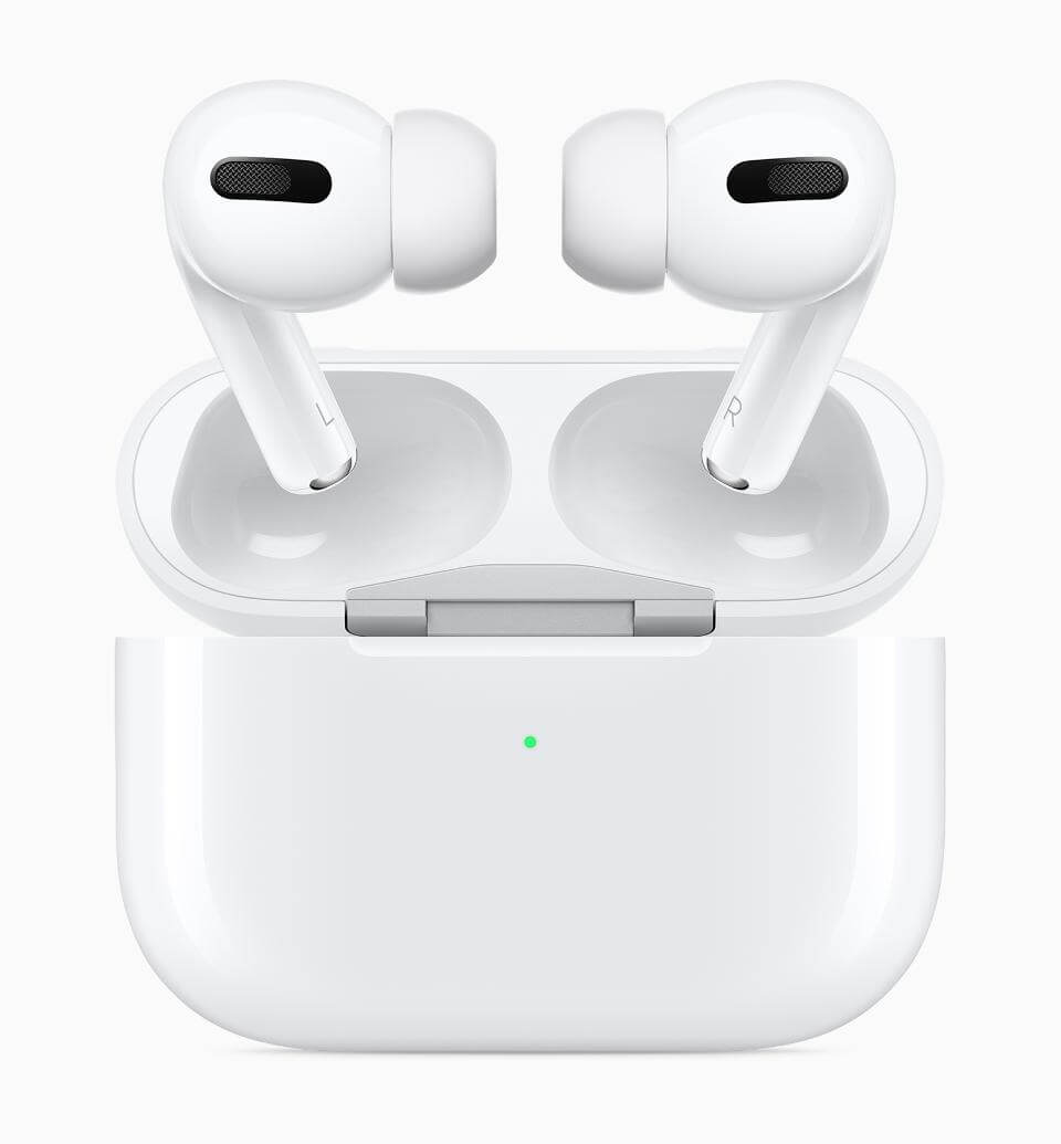 Apple AIrpods at InMotion