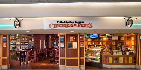 chickie and pete's PHL airport