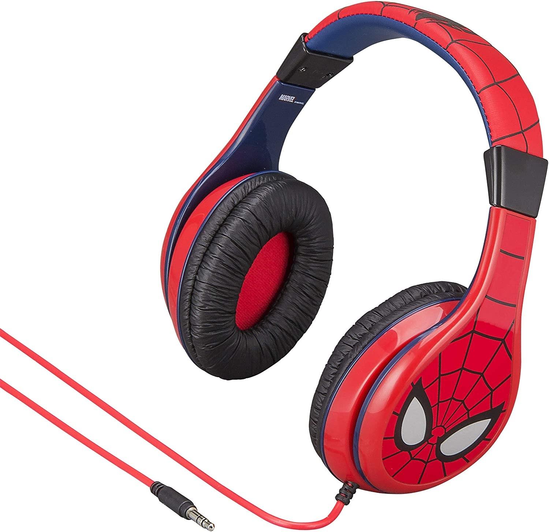 ekids spiderman headphones