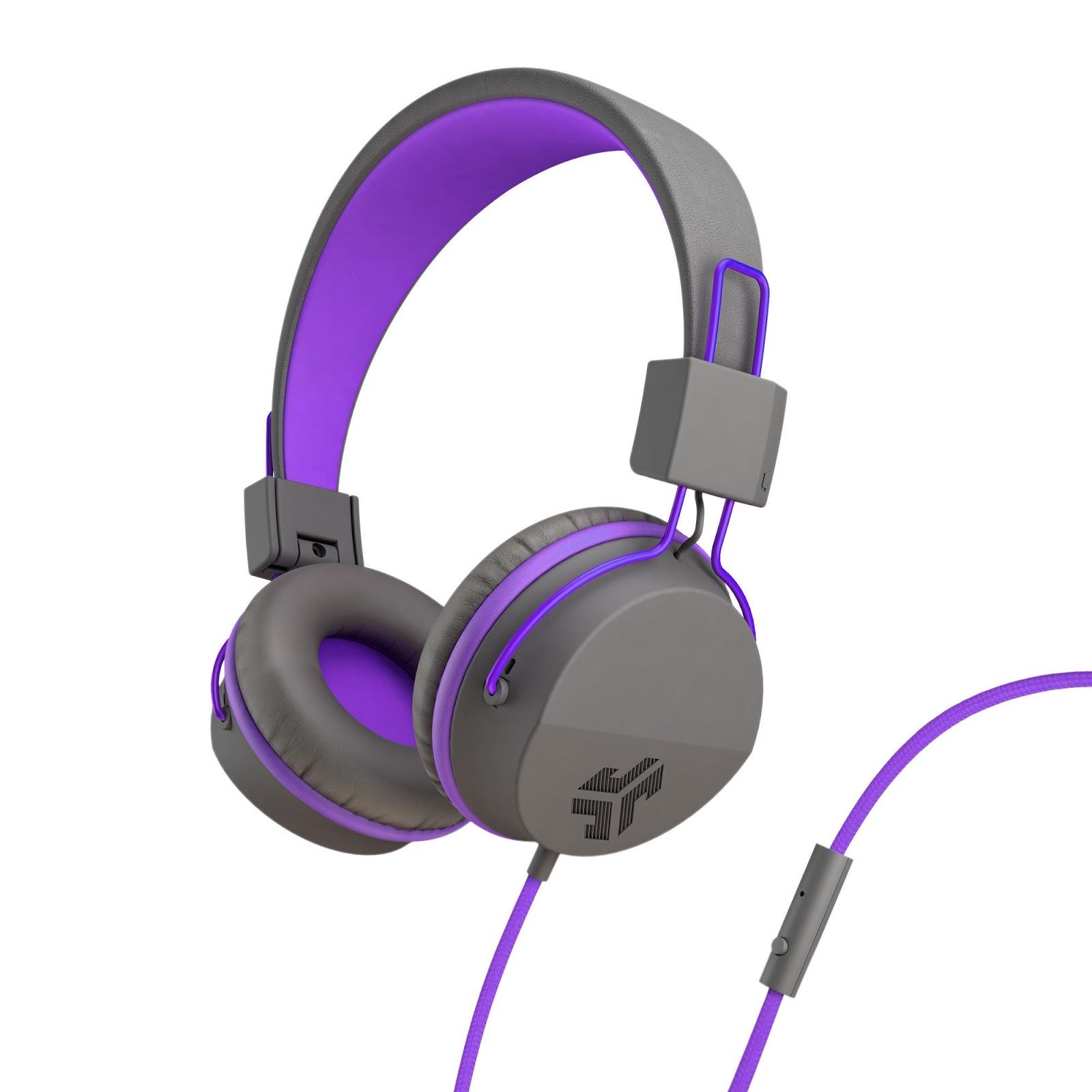 JBuddies Studio Over-Ear Folding Kids Headphones