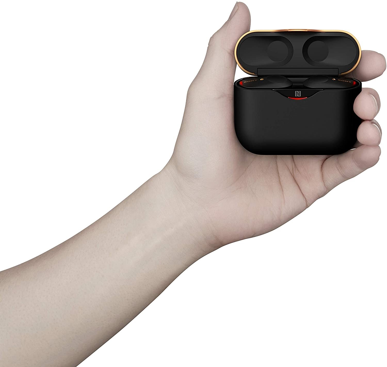 Sony WF-1000XM3 True Wireless Noise Canceling In-Ear Headphones