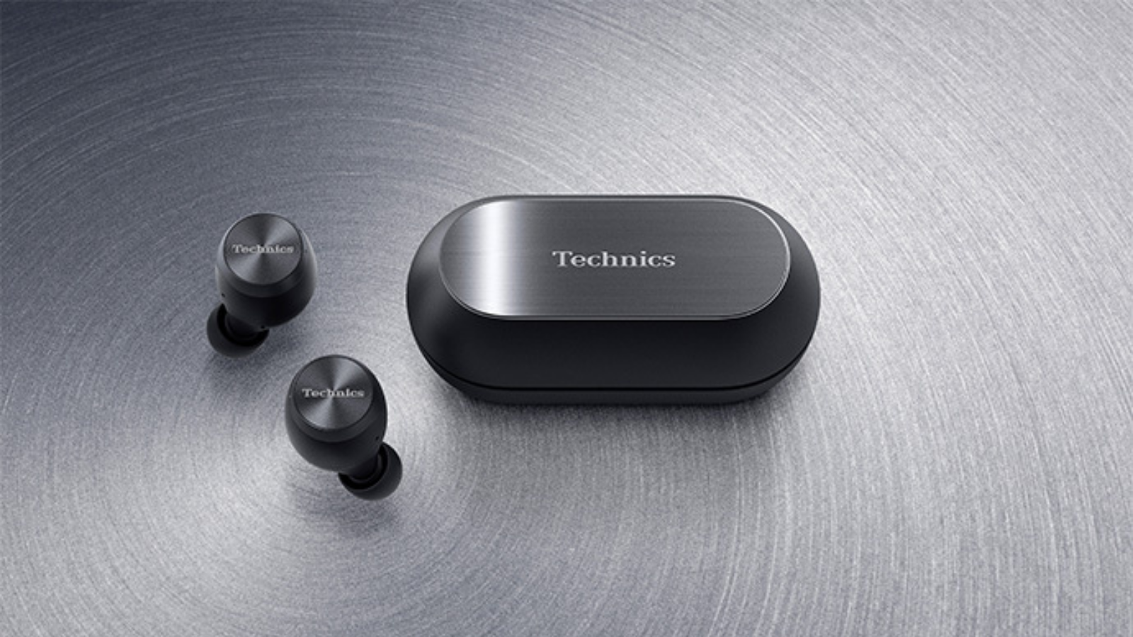 product photo of Panasonic Technics True Wireless Headphones