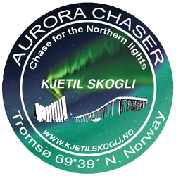 Aurora Chaser Kjetil Skogli logo