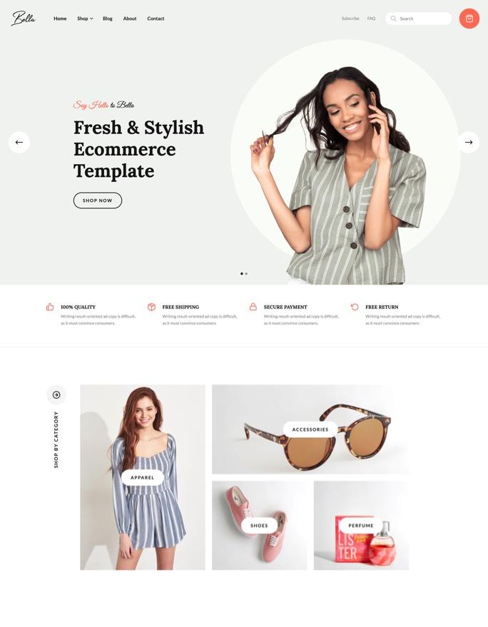 Splash — UI Kit Webflow Template by Elastic Themes
