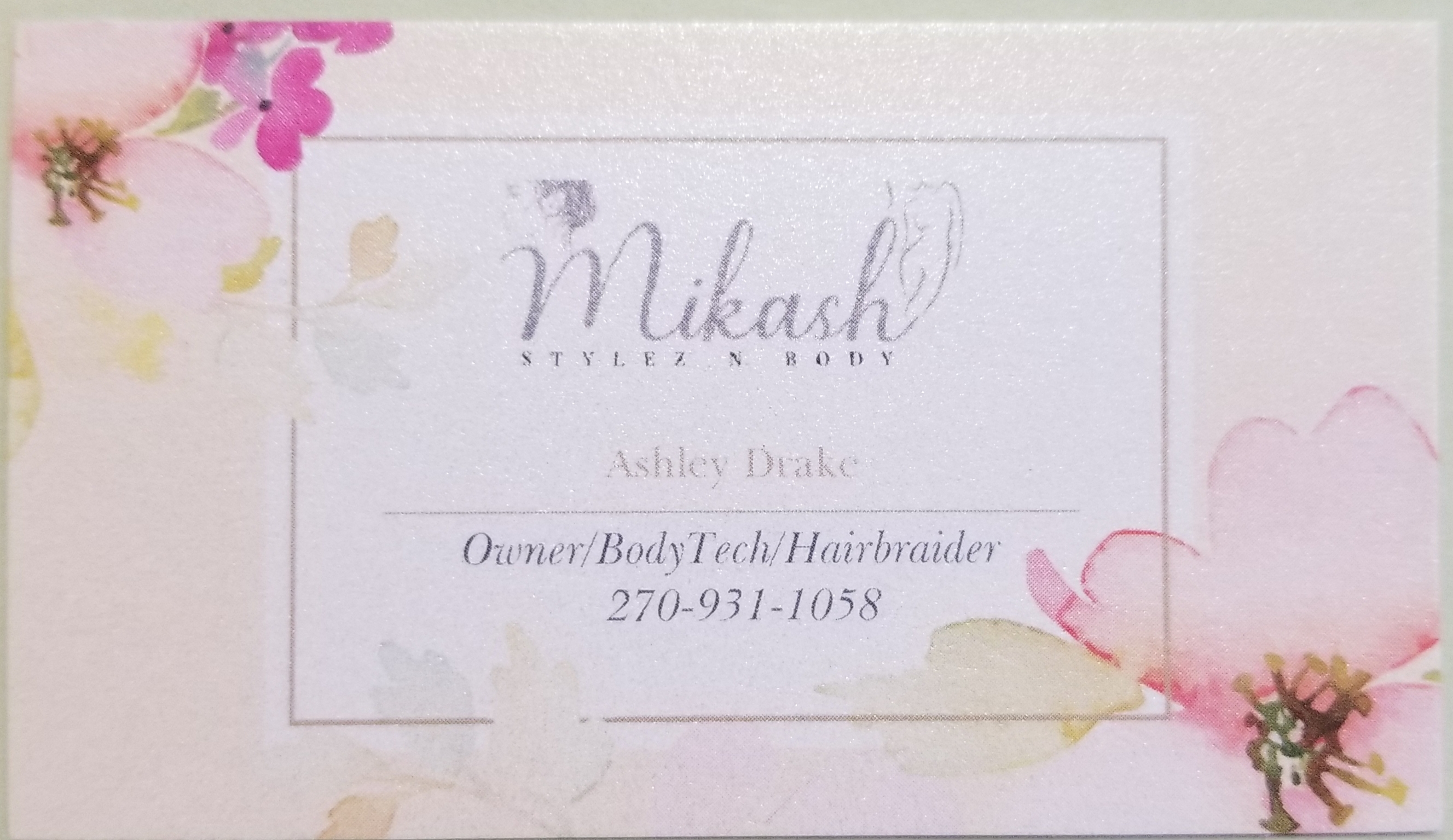 Mikash Stylez & Body