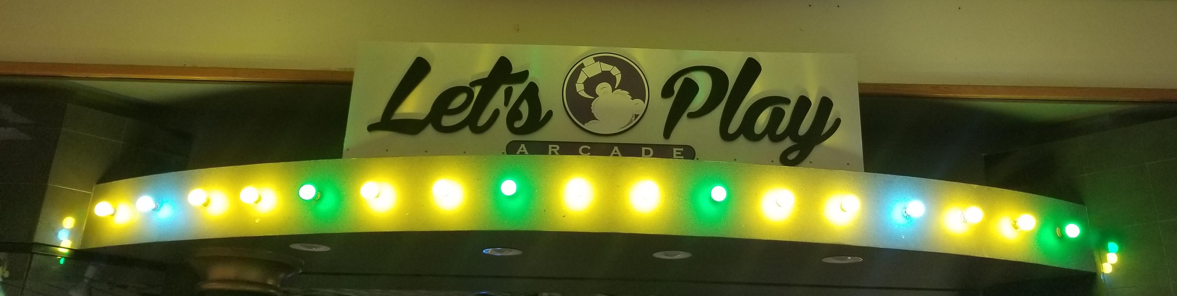 Let's Play Arcade
