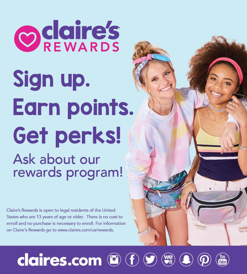 Love Rewards? Sign Up!