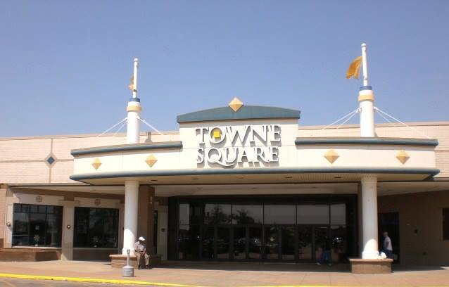 Towne Square Mall exterior