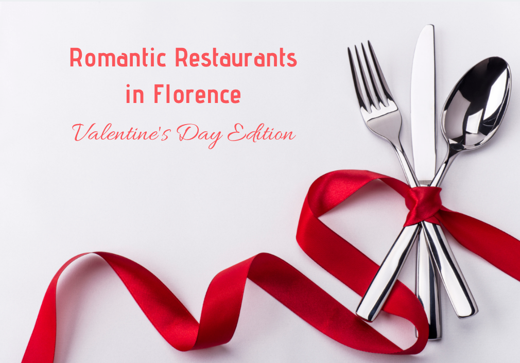 Romantic Restaurants in Florence for Valentine's Day