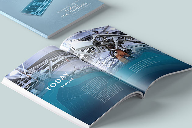 Concept and design annual report