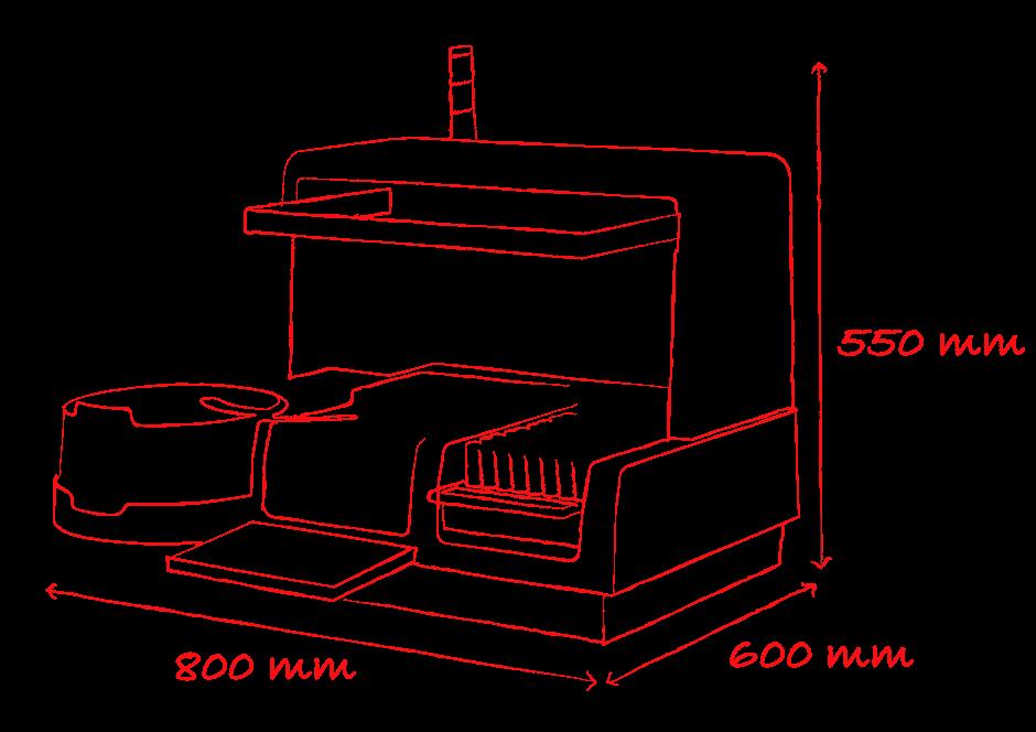 Illustration Thermo Fischer Phadia 200