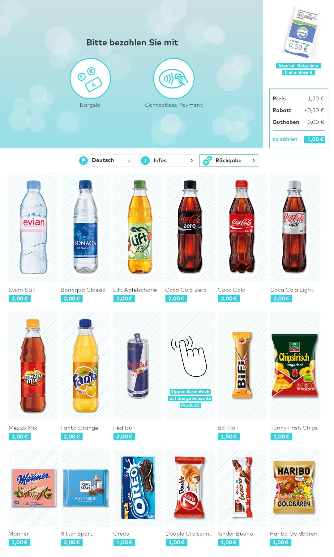 Smart Vending Variante 1