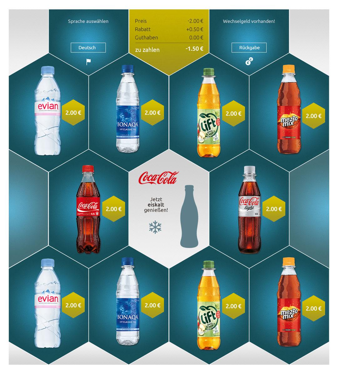 Smart Vending Variante 2