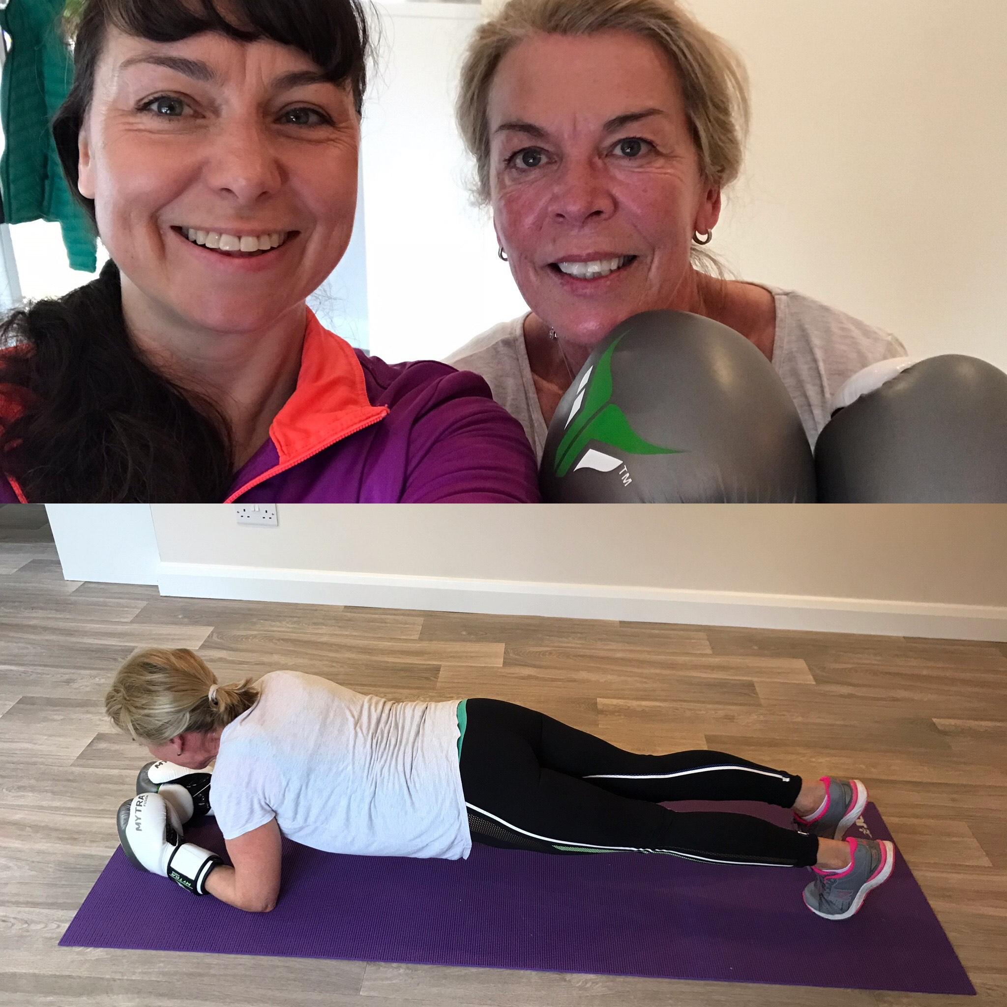 Christina Croft Fitness weight Loss
