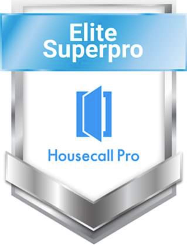2017 HouseCall Pro Elite Pro Award