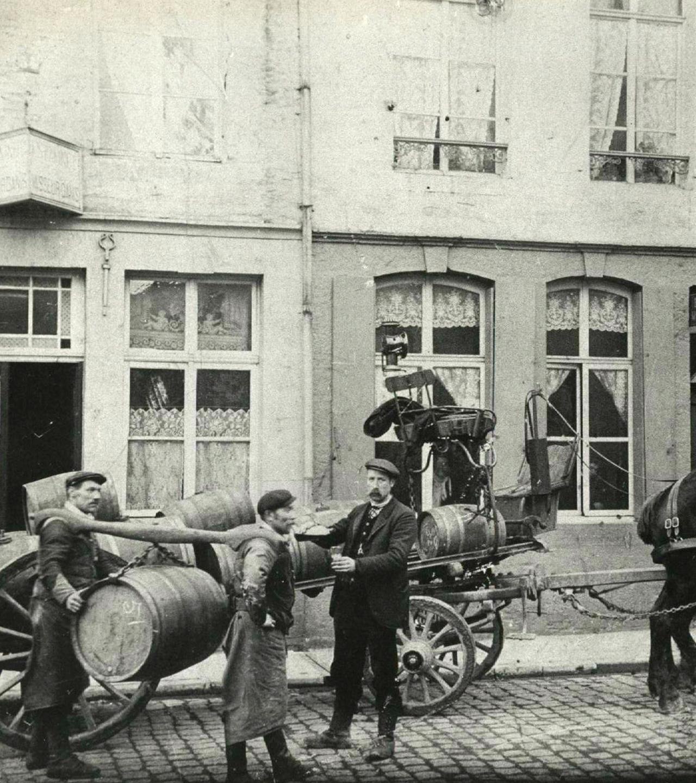Histoire brasserie la Binchoise