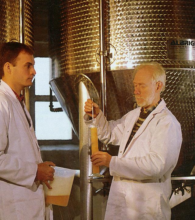 Story La Binchoise Brewery