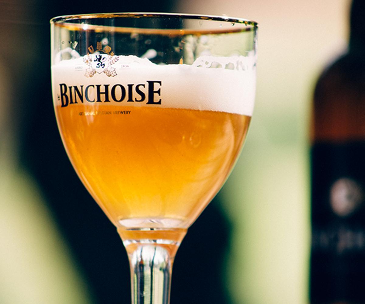 Tasting La Binchoise
