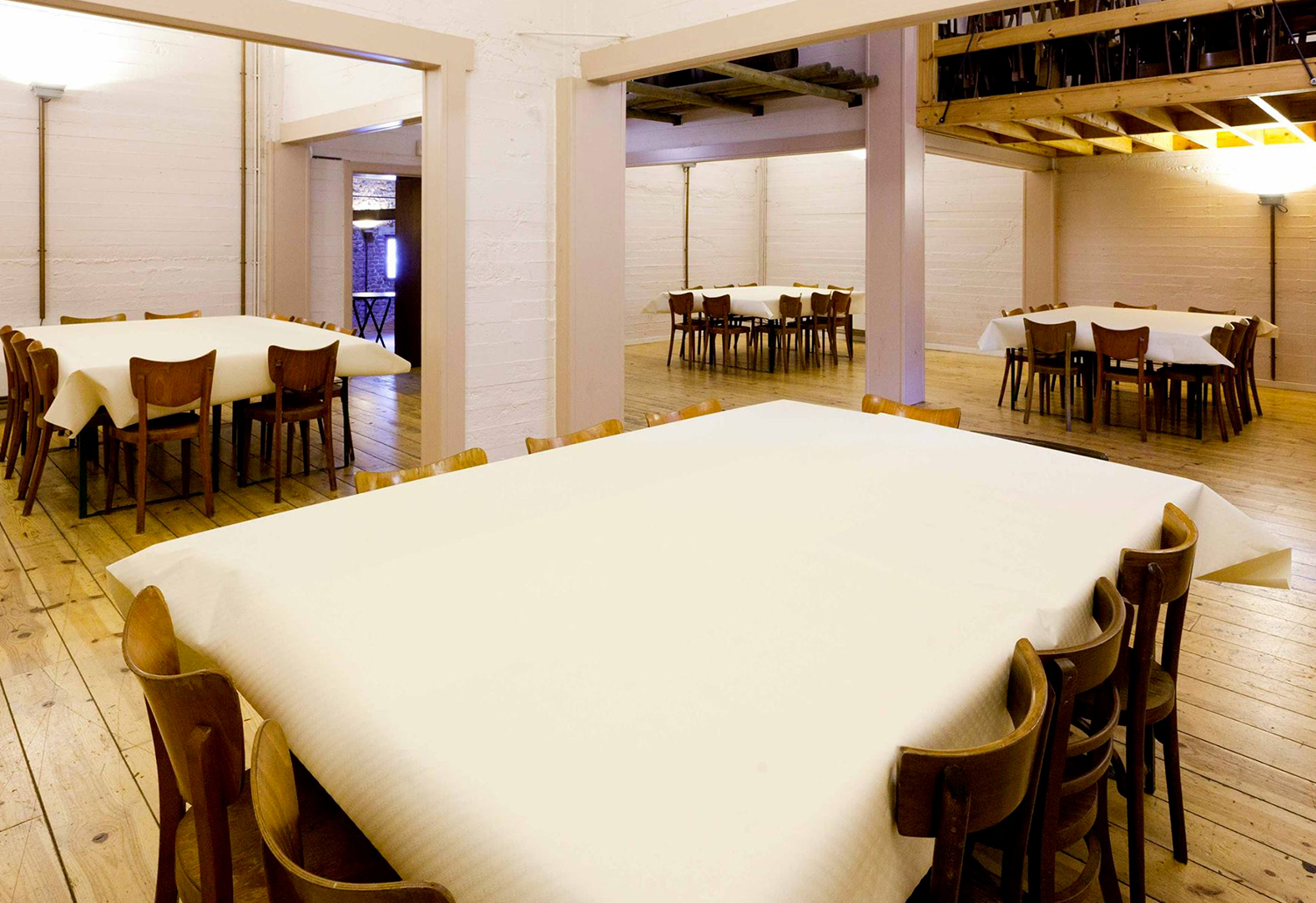 Salle de Banquet - La Binchoise