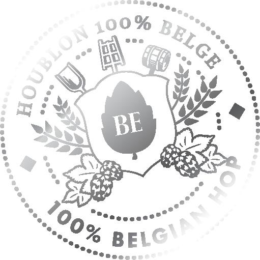 Stamp - Belgian Hop