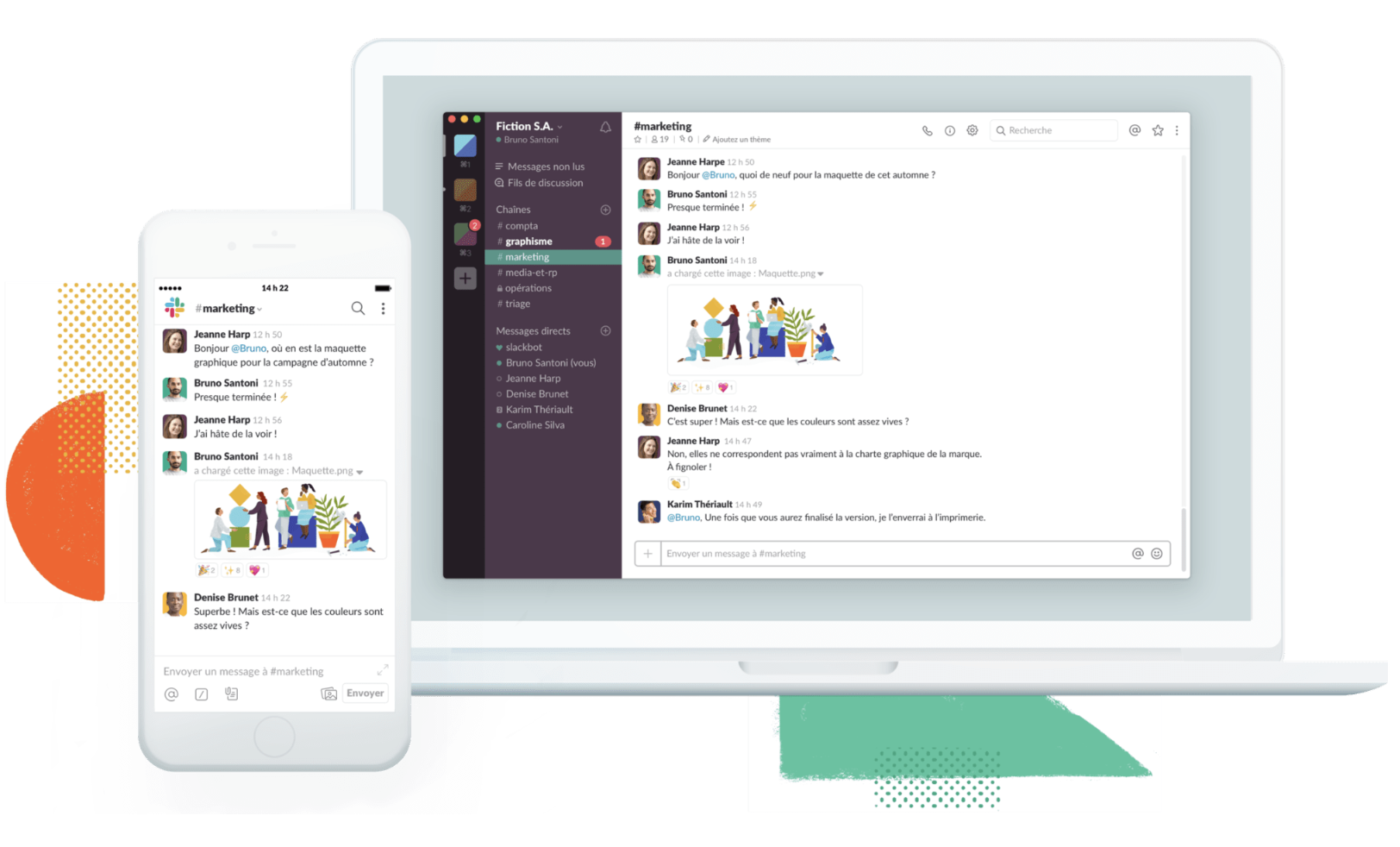 Slack, un outil indispensable de communication interne
