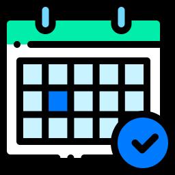 agenda & calendrier