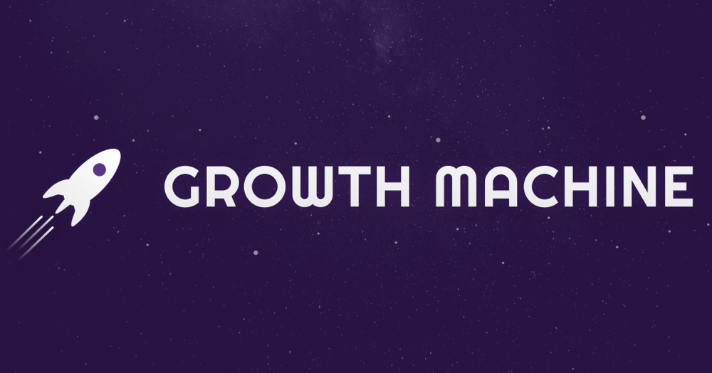 Growth Machine header image