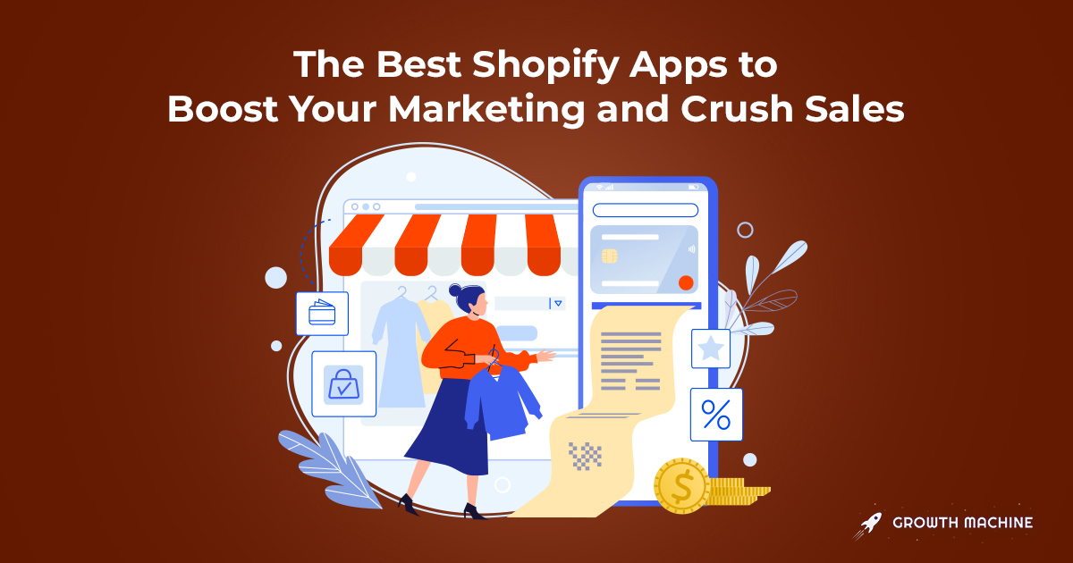 Best Shopify Marketing Apps