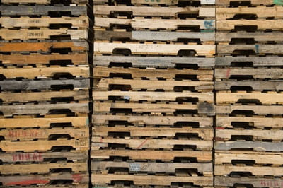 Photo of pallets Los Angeles, CA / Used pallets Los Angeles, CA