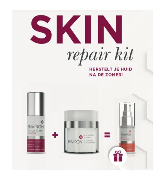 ACTIE 'SKIN repair kit'