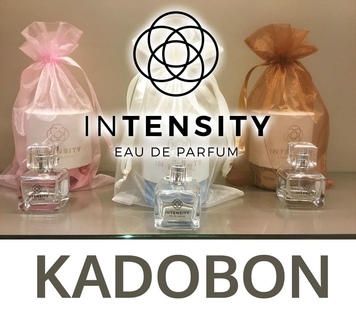Intensity - Eau De Parfum - KADOBON